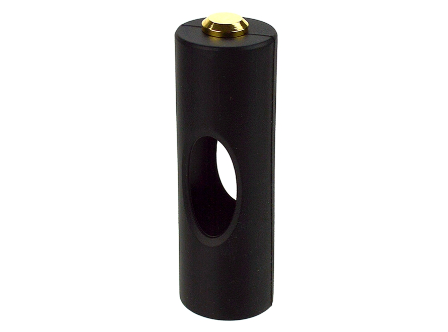 Silicone 18650 to 21700 Battery Adapter