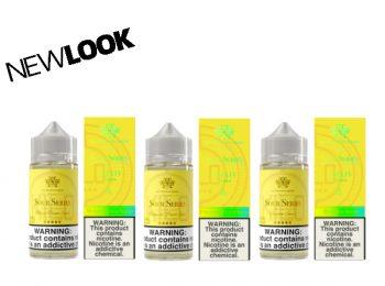 Bazooka Sour Straws 100mL E-Liquid