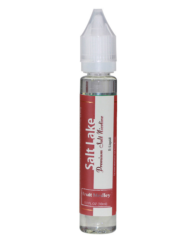 Salt Lake 30mL Premium Salt Nicotine E-liquid - Fruit Medley