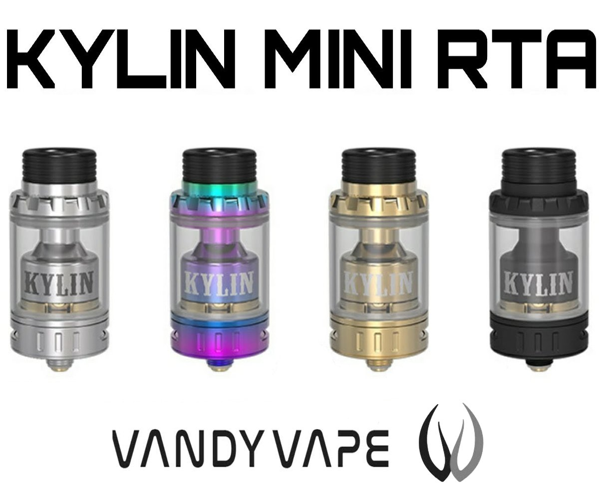 Kylin Mini RTA by Vandy Vape