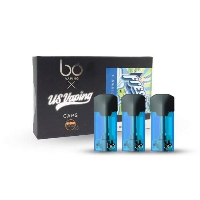 Bo Vape pods for Bo Vape Kit (3pc)