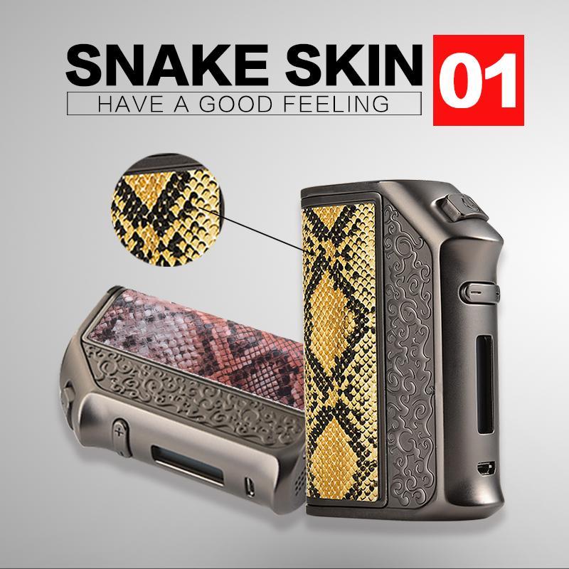Vapor Storm 200W Snake Skin Box Mod