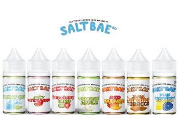 Salt Bae 50 30mL Nicotine Salt E-Liquid