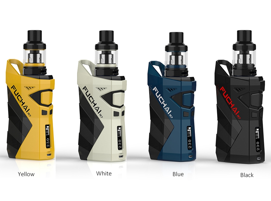 Sigelei Fuchai R7 Kit with T4 Tank