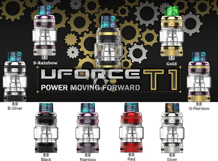UFORCE T1 Sub-Ohm Tank by VOOPOO