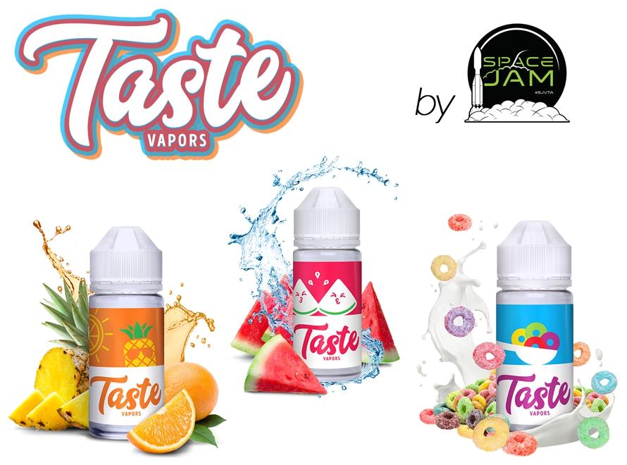 Taste Vapors 100mL E-Liquid by Space Jam