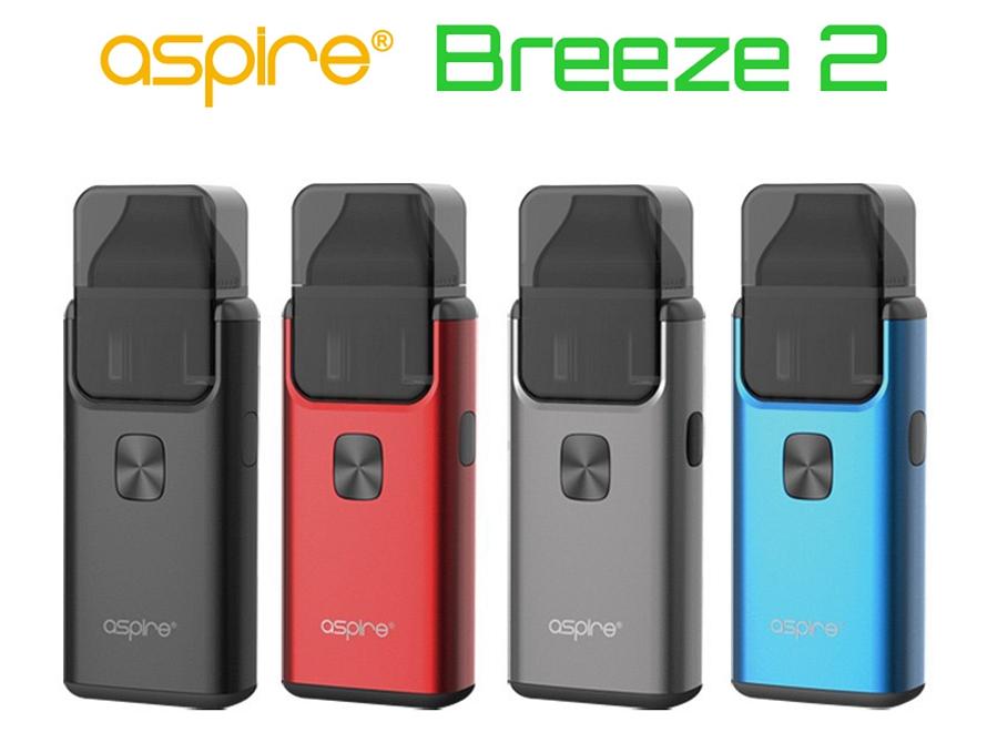 Aspire Breeze 2 AIO 1000mAh 3mL Starter Kit