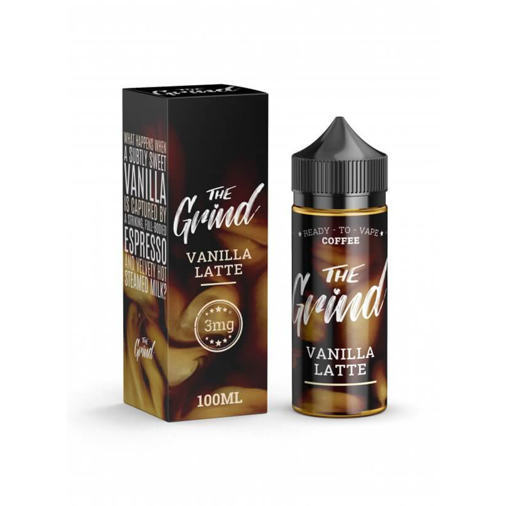 The Grind 100mL E-Liquid