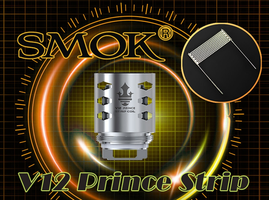 SMOK TFV12 Prince Strip Coils (3pcs)