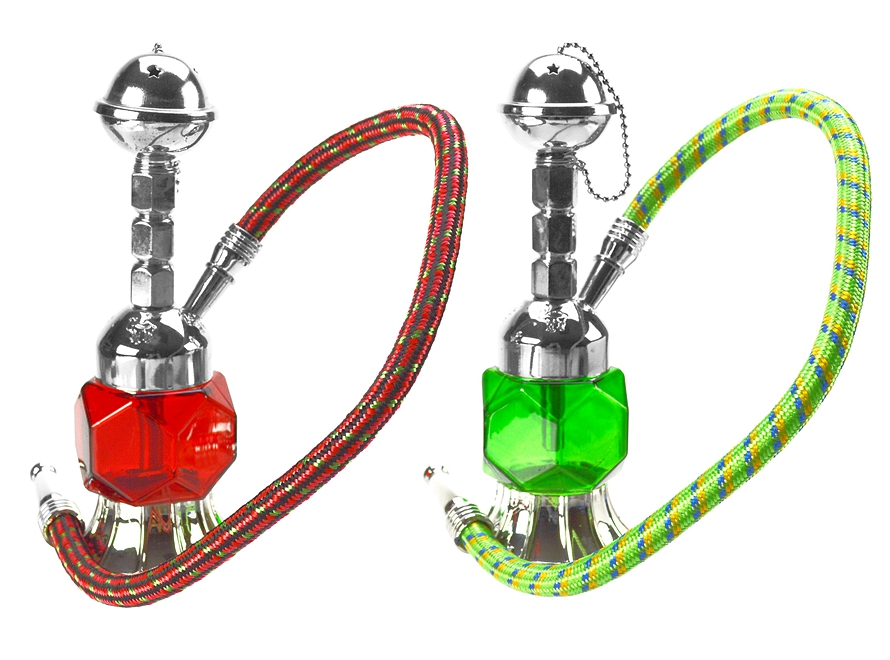 "7"" Mini Single Hose Hookah Pipe"
