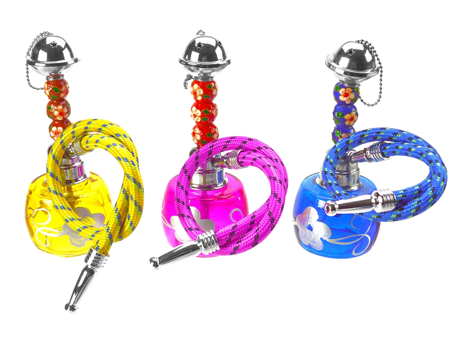 "7"" Mini Single Hose Hookah Pipe"