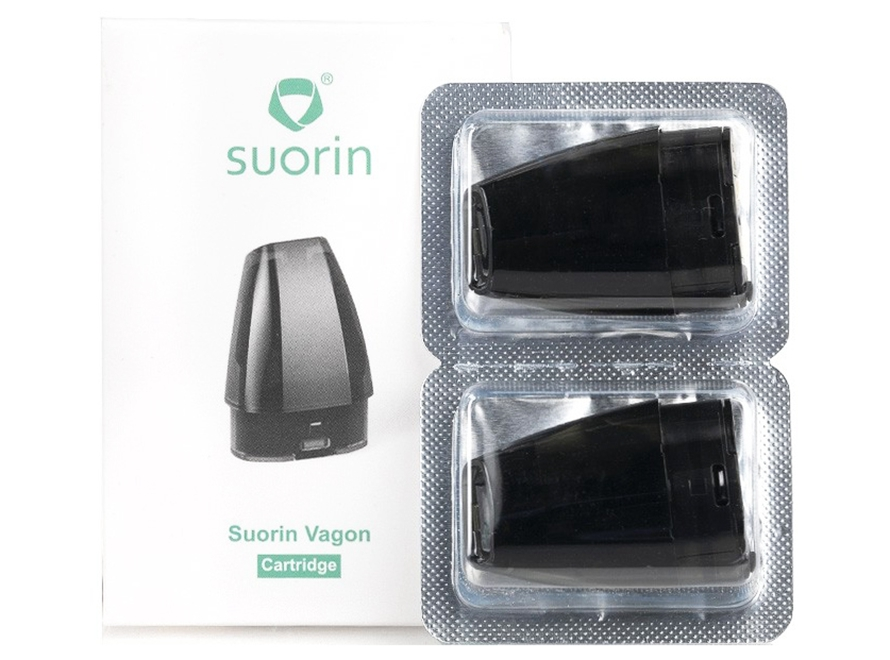 Suorin Vagon 2mL Cartridges (2pcs)