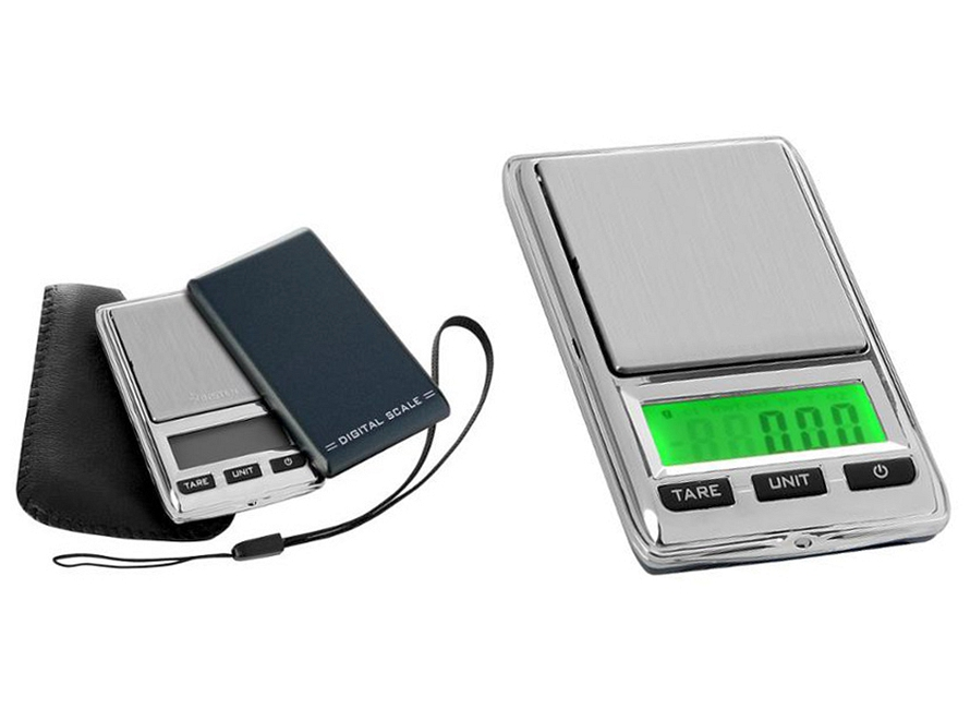 500g x 0.01g Mini Digital Scale with LCD Display