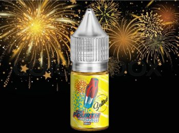 The Fourth Nicotine Salt 30mL E-Liquid