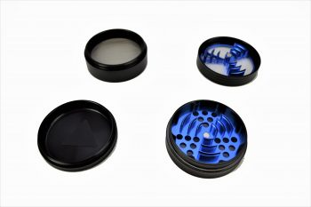 4-Piece Metal Herb Grinder
