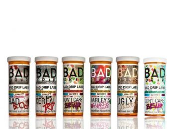 Bad Drip 60ML E-Liquid