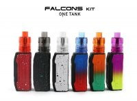 Teslacigs Falcons Starter Kit with One Tank