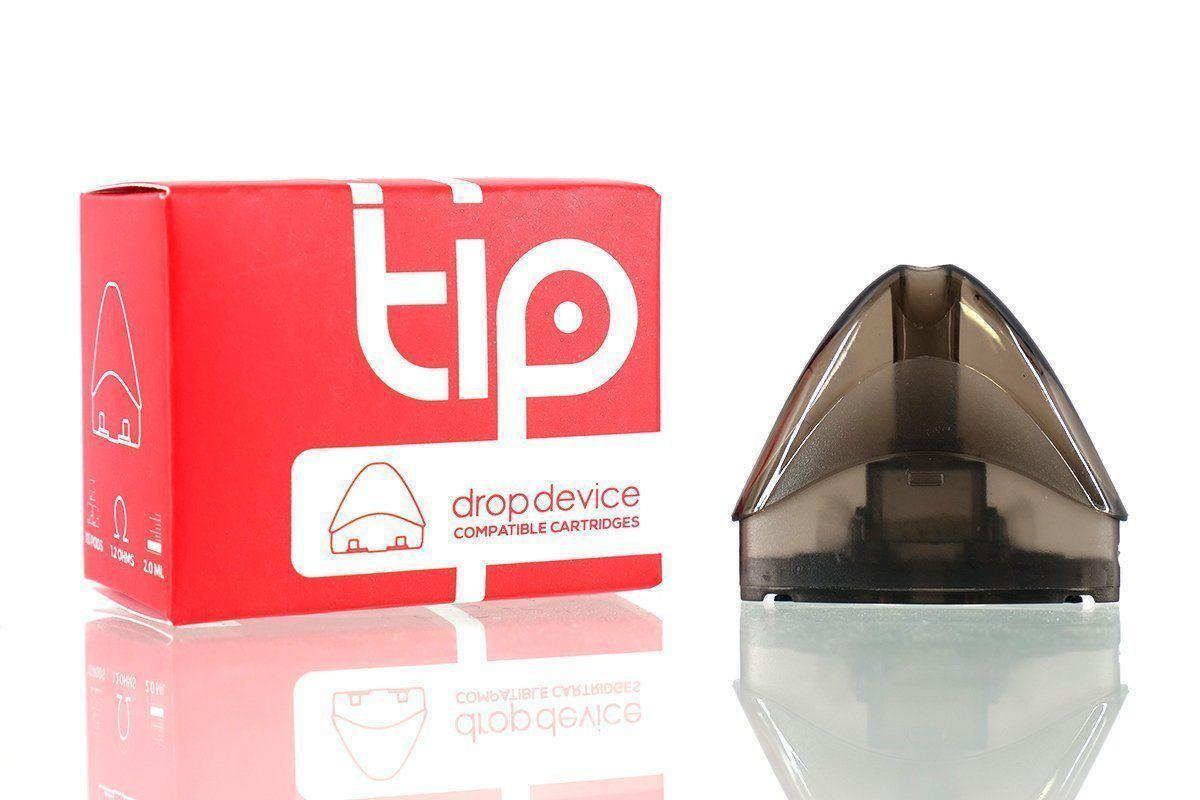 TipVape Suorin Drop Compatible Refillable Replacement Cartridges