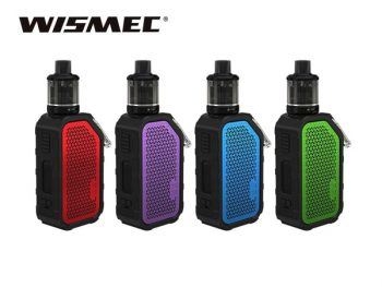 WISMEC Active Bluetooth Music TC Kit with Amor NSE 2100mAh