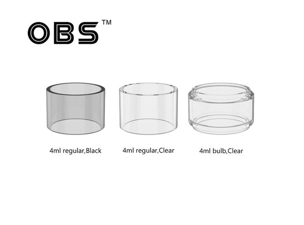 OBS Cube Replacement Glass Tube