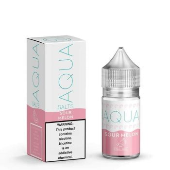 AQUA 30ml Nic Salt E-Juice