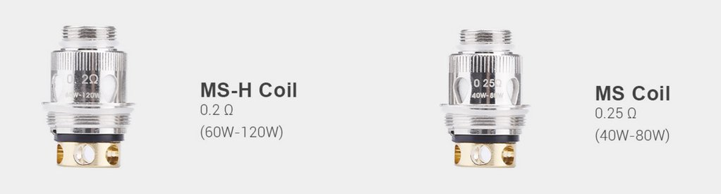 Sigelei MS Replacement Coils