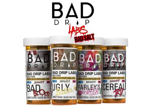 Bad Drip Nicotine Salt