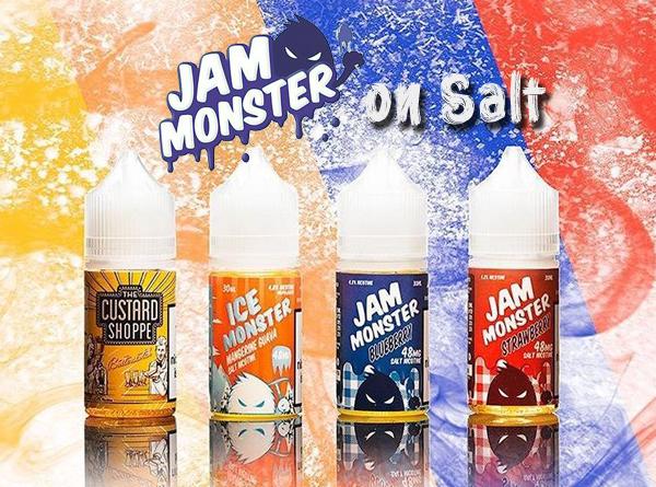 JAM Monster nic salt