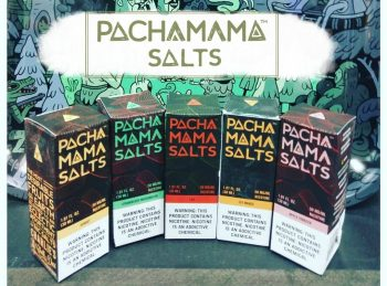 Pachamama Nicotine Salt