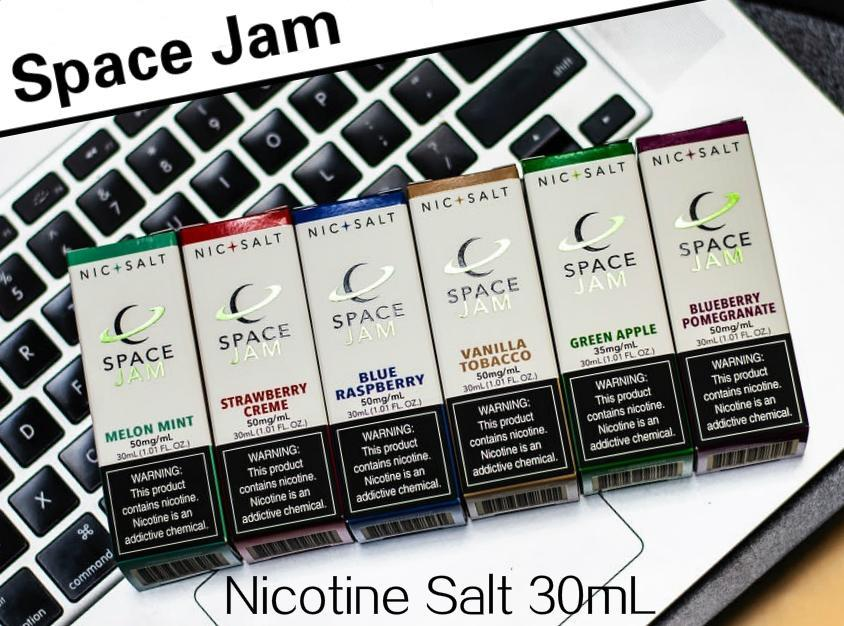 Space Jam Nicotine Salt