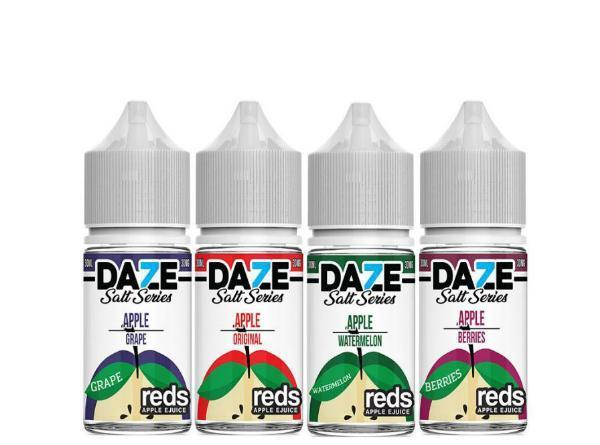 7 Daze Nicotine Salt