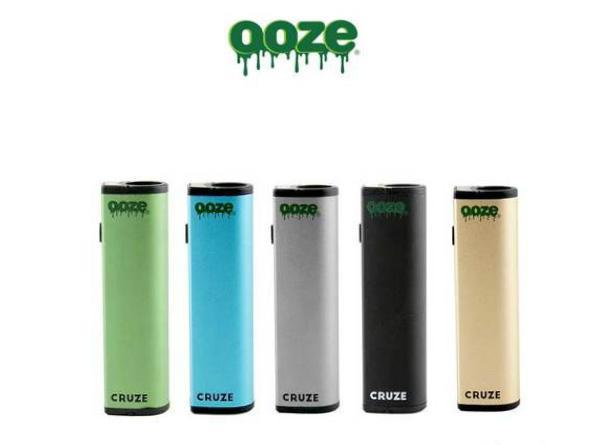 Ooze Cruze Extract Vaporizer Battery
