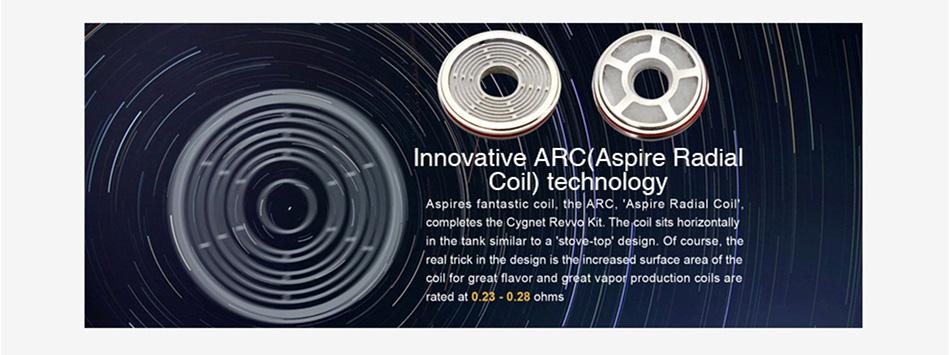 Aspire Revvo Mini Replacement Coil