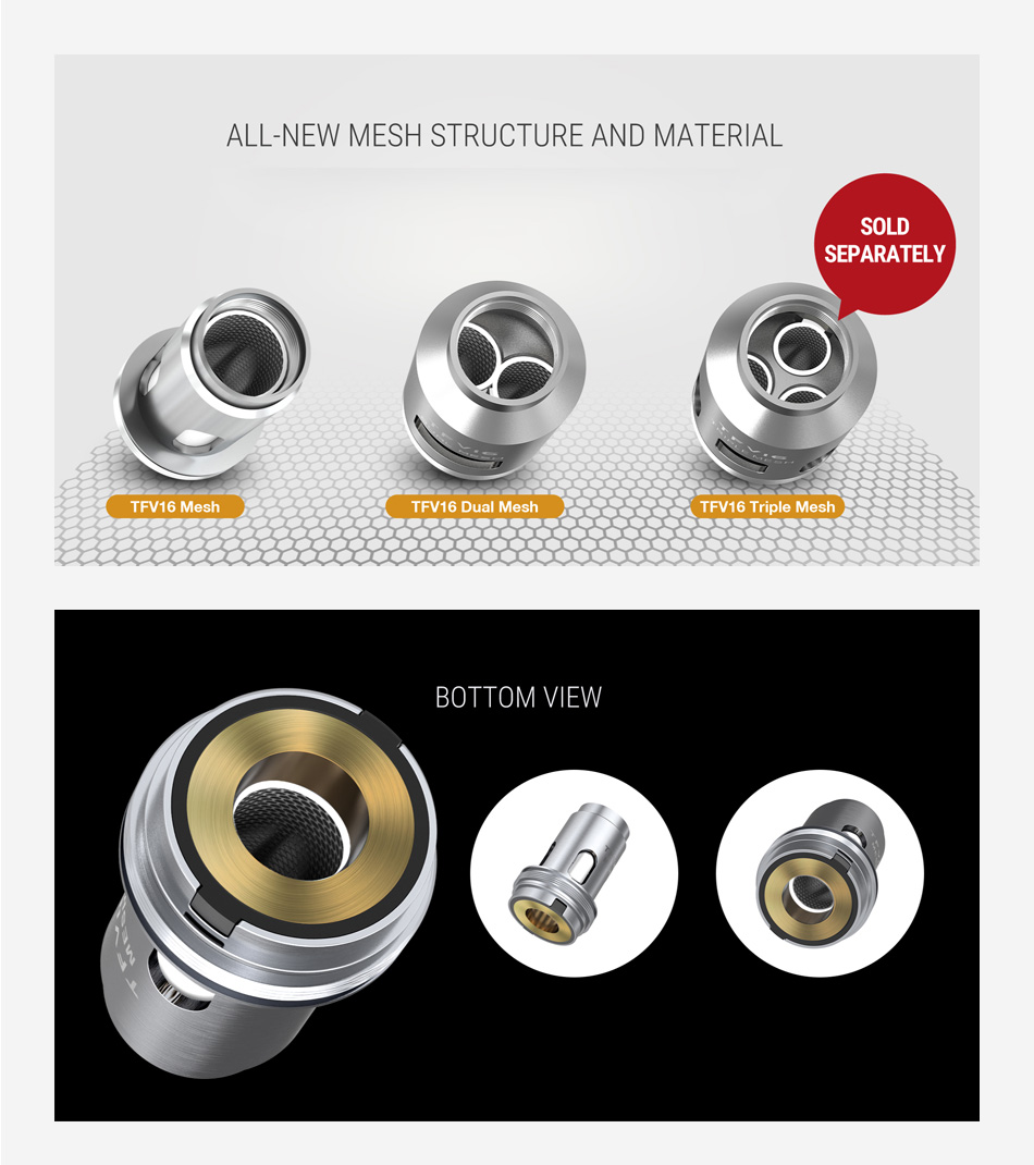 SMOK TFV16 Replacement Mesh Coils