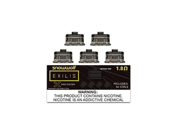 SNOWWOLF Exilis Replacement Coils