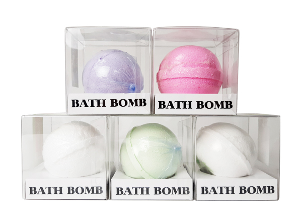 Green Sky Bath Bombs