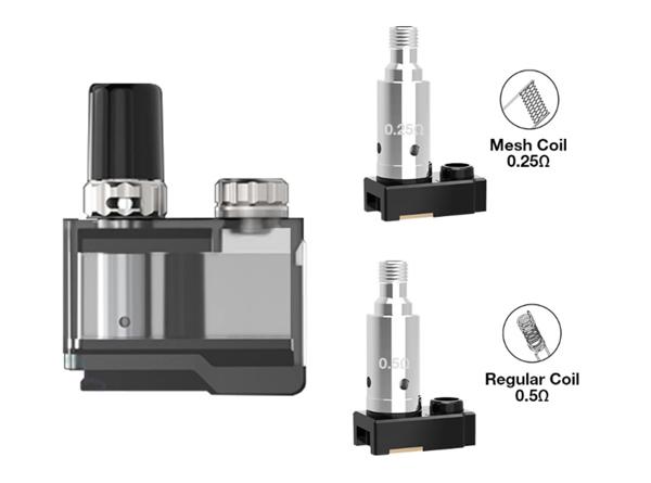 Lost Vape Orion Plus Replacement Pod