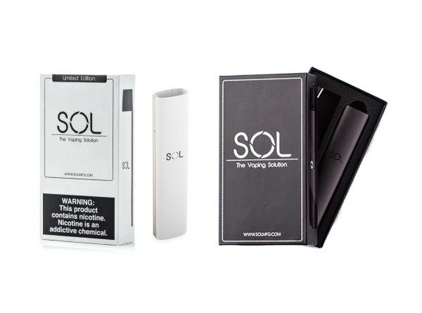 SOL Pod Vape Basic Kit
