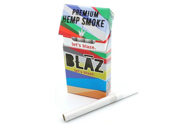 Blaz Premium Hemp Smoke