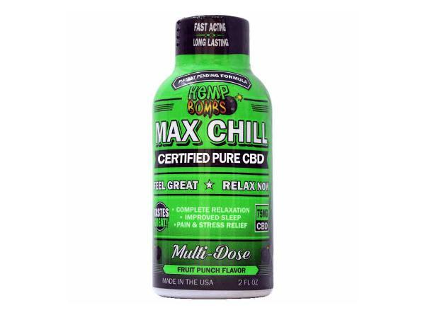 Hemp Bombs Max Chill
