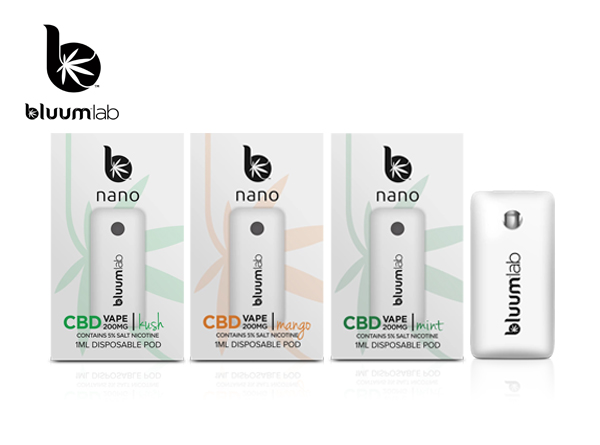 BluumLab Nano CBD Disposable