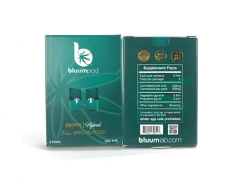 BluumLab CBD cartridge