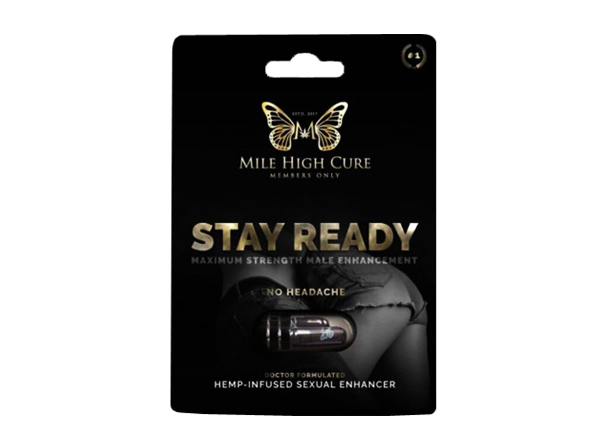 Mile High Cure CBD Stay Ready