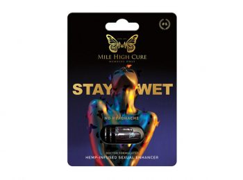 Mile High Cure CBD Stay Wet