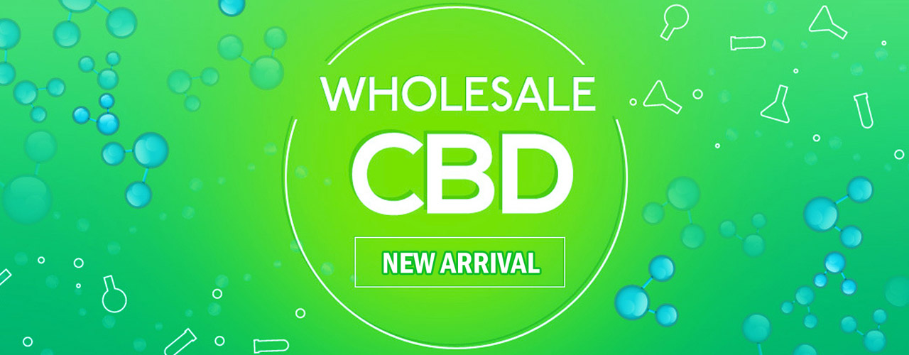 Whole Sale CBD - New Arrival