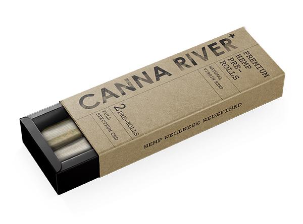 Canna River Full Spectrum Premium Hemp