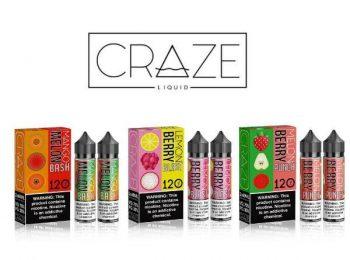 Craze 120ML E-Juice