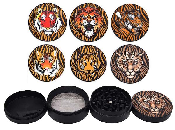50mm 4-Part Tiger