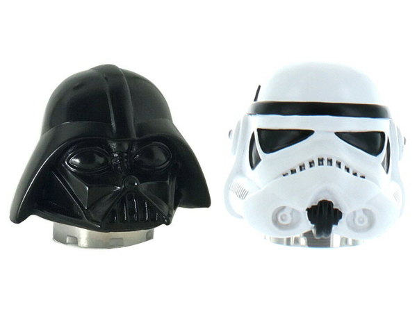 40mm 3-Part Star Wars Head Crusher Metal Herb Tobacco Grinder