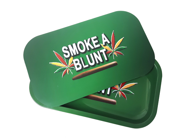 Metal Rolling Tray with Magnetic